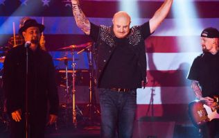 WATCH: Dr. Phil rocking out with Good Charlotte in a unique form of punishment