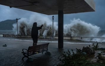 WATCH: Hong Kong and China on highest storm alert as typhoon approaches