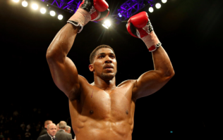 An in-depth look at Anthony Joshua's training day diet