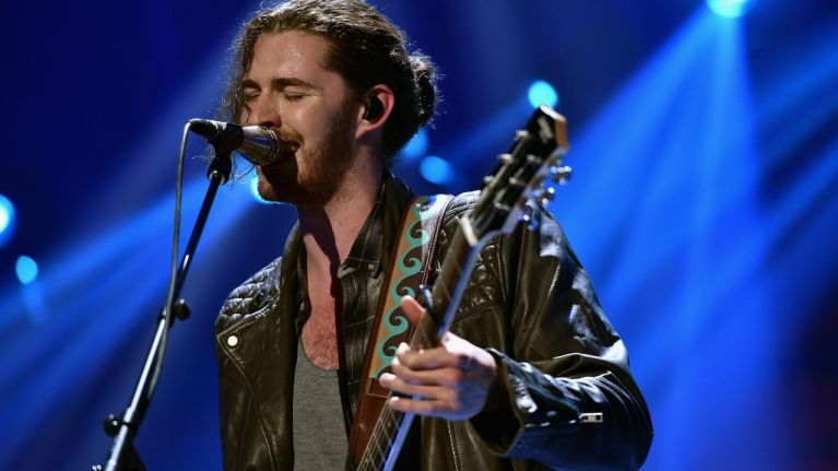 WATCH: Hozier stole the show with his rendition of 'Nina Cried Power' on Ellen