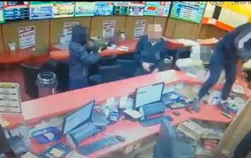 "83-year-old man hailed as ""total hero"" for fighting off armed raiders in Cork bookmakers"