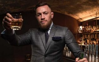 Conor McGregor launches his new whiskey with a name that's very close to his heart