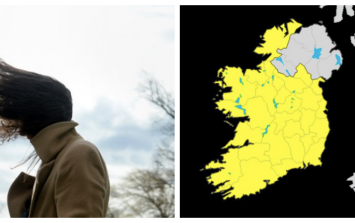 Met Éireann has issued a new weather warning for the whole country