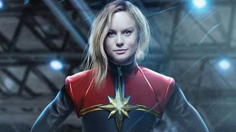 #TRAILERCHEST - Captain Marvel is finally here, and she may hold the key to defeating Thanos