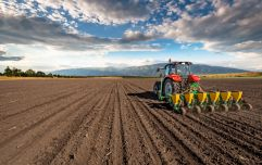 Storm Ali delays start of National Ploughing Championships