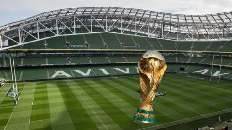 Ireland are considering a bid to host the 2030 World Cup