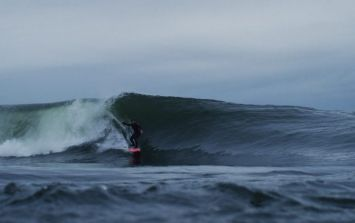 Ireland looks stunning in this new surfing film starring one of Ireland's greatest surfers