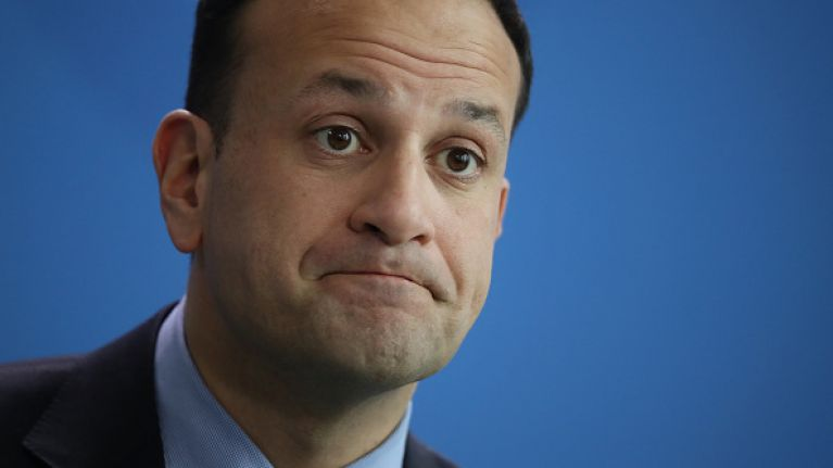 Taoiseach's personal popularity rating under 40% in new opinion poll