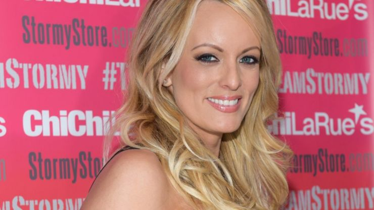 Stormy Daniels to release tell-all book with 'full disclosure' of Donald Trump affair