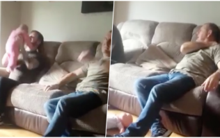 WATCH: Clare family cruelly but brilliantly prank their poor father