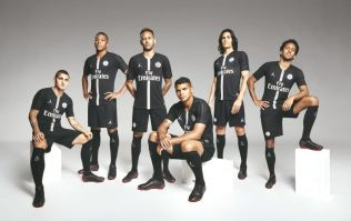 PSG unveil their new Michael Jordan themed jersey, and it is incredibly cool