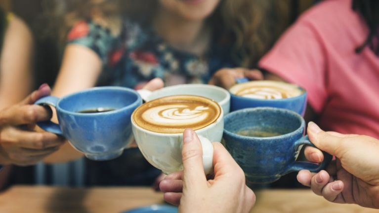 How your next morning cup of coffee could help save lives