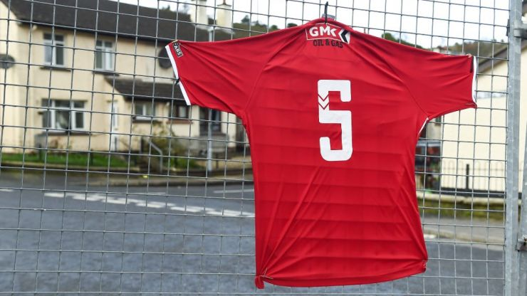 Derry City to rename stadium after late Ryan McBride
