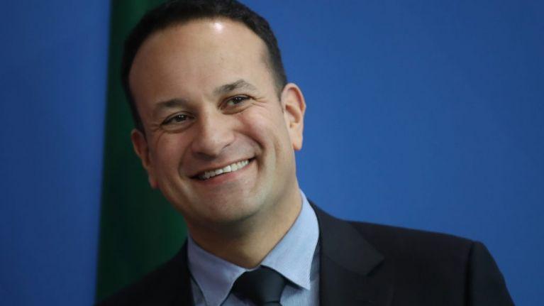 Leo Varadkar has a dig at Sinn Féin over abstentionism
