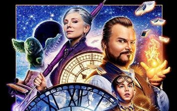 The Big Reviewski #36 with the magical Cate Blanchett & Jack Black