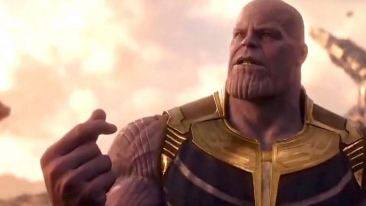 It looks like a fan-favourite character who missed out on Infinity War might be back for Avengers 4