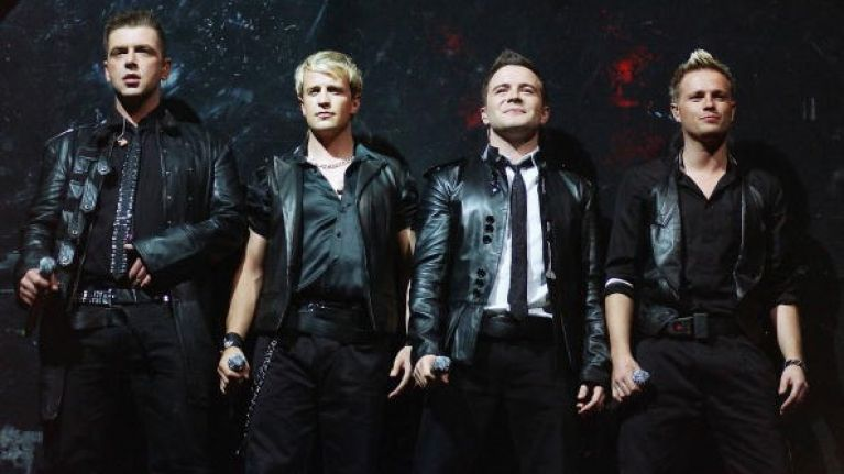 Westlife to perform comeback single on Graham Norton this Friday