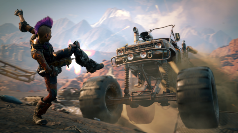 Rage 2 is the closest we'll ever get to a Mad Max: Fury Road