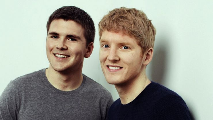 Tech company started by two Irish men is now worth $20 billion