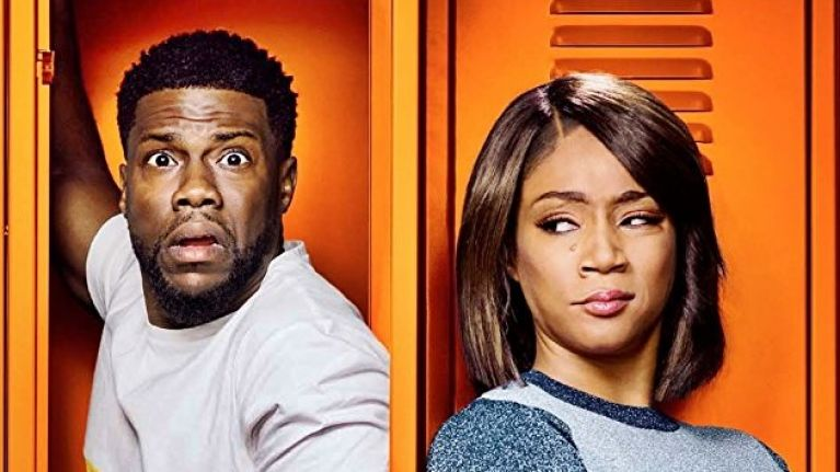 The Big Reviewski #37 with Night School stars Kevin Hart & Tiffany Haddish