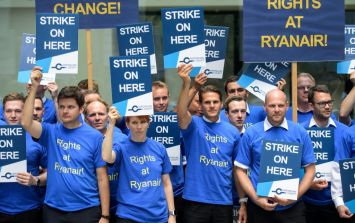 Thousands face disruption as Ryanair cancels 250 flights amidst strike action