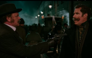 #TRAILERCHEST: The Step Brothers team up again for Holmes and Watson
