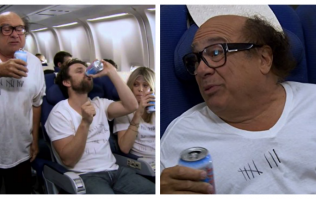Wade Boggs is fully behind the absolutely insane Always Sunny drinking challenge
