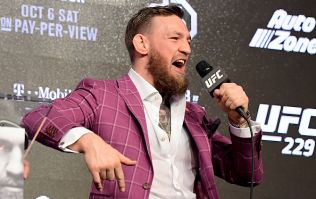 WATCH: Conor McGregor predicts the round in which he'll beat Khabib Nurmagomedov