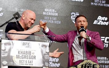 Conor McGregor signs up for SIX more fights in the UFC