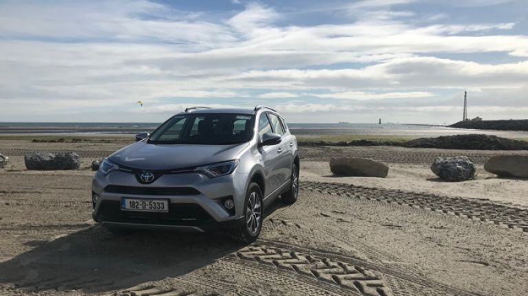 JOE on the Road: Our Toyota RAV4 Review