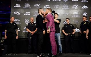 Conor McGregor's latest press conference was like the weirdest history lesson ever