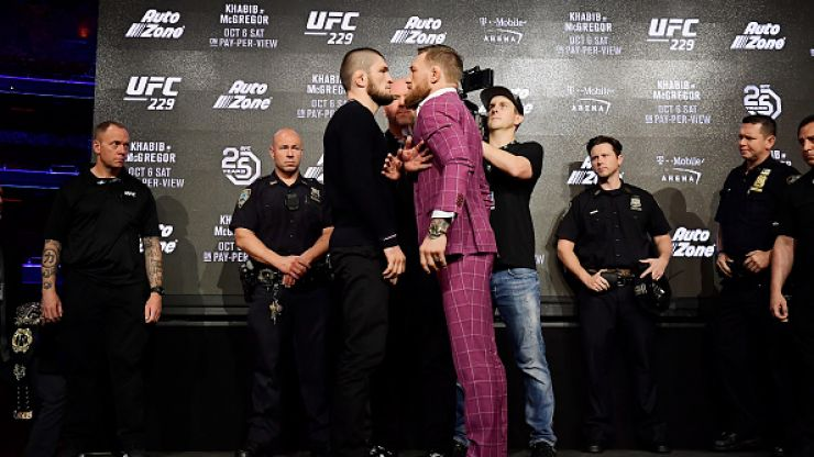 Conor McGregor and Khabib Nurmagomedov's punishments for UFC 229 revealed
