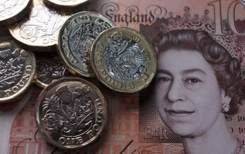 British pound flops against the dollar following Theresa May's Brexit speech