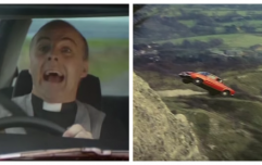 This supercut of Larry Duff's most painful injuries in Father Ted is absolutely brilliant