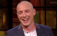 WATCH: Kieran Donaghy was a class act with his poem about Kerry on the Late Late Show