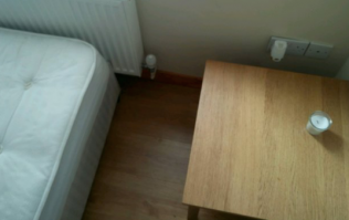 PICS: €450 a month will allow you to share a bed in this small room in Dublin