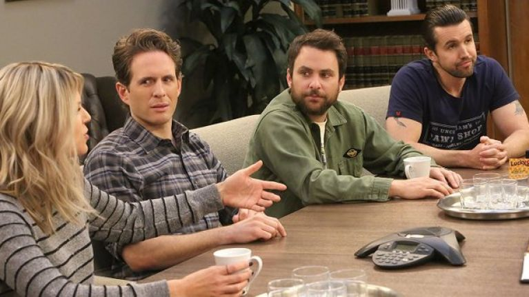 The amount of booze consumed in Always Sunny is genuinely incredible