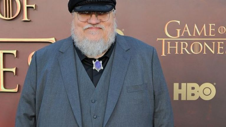 Game of Thrones author slates rumours he hates a character on the show and the actor who plays him