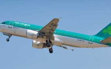 Aer Lingus is giving away free flights in Dublin today
