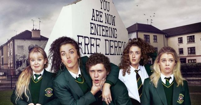 Why Michelle from Derry Girls is already a fully-formed work of comic genius