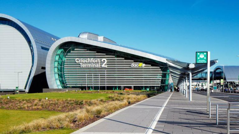 Two planes nearly collided in Dublin Airport according to a report