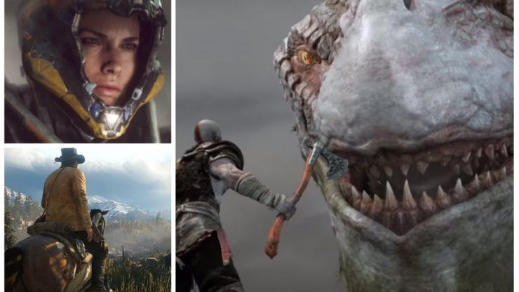Here are the 11 games we're DYING to play in 2018