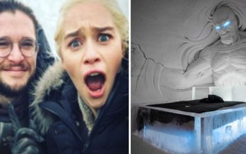 Check out this properly incredible Game Of Thrones-themed hotel