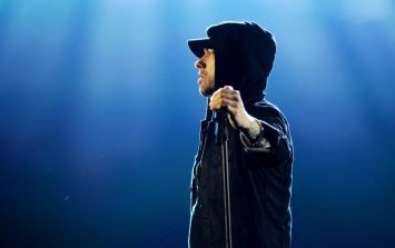 Turns out Eminem is in everyone's gym playlist, according to Spotify