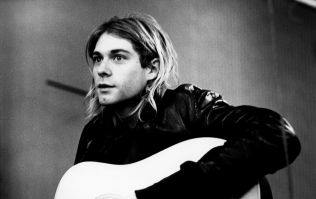 WATCH: Nirvana's 'Smells Like Teen Spirit' sounds very different in a major key