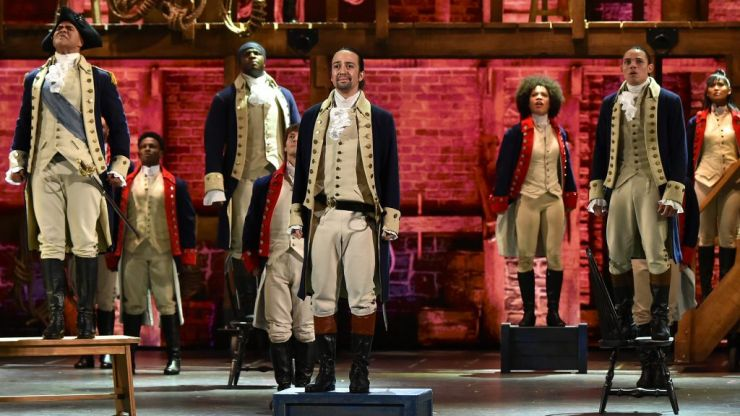 Lin-Manuel Miranda reveals the one scene from Hamilton that he felt cemented its greatness