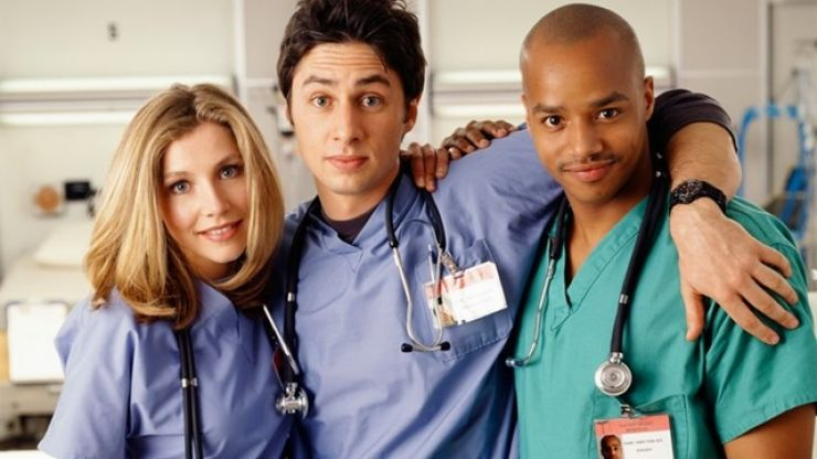 Scrubs creator addresses three episodes that have been removed from streaming services