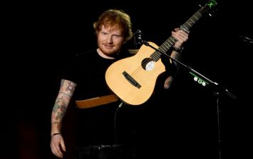 It looks like the love affair with Ed Sheeran's Divide album is officially over