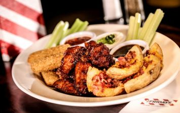 COMPETITION: Celebrate St Valentine's Day with a €250 voucher for TGI Friday's