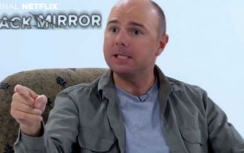 Karl Pilkington is getting a lot of credit for new Black Mirror plots